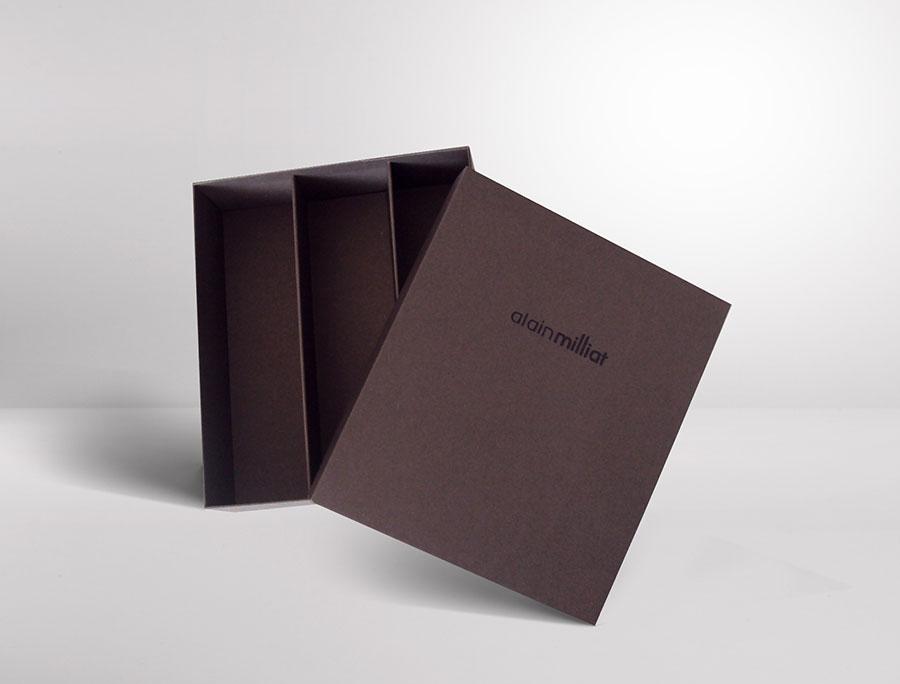 종이 선물 상자